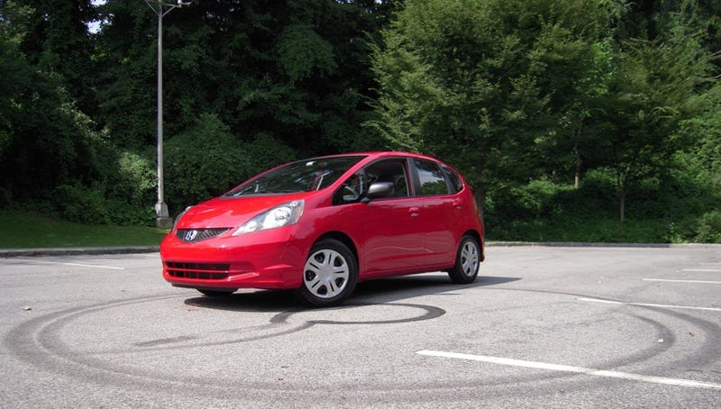 2009 Honda Fit, First Drive