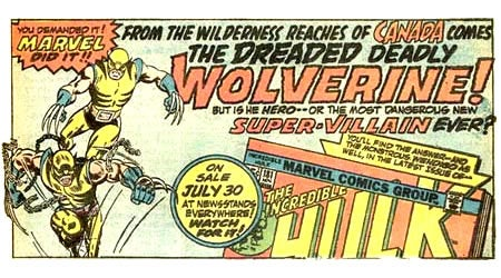 The Secret Origin Of Wolverine