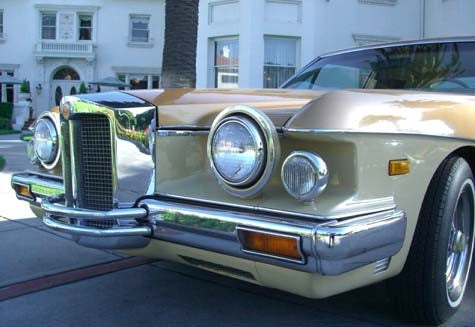 Another Stutz Topped With The Most Precious Metal In The World!