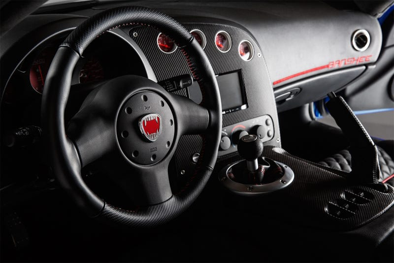 GTA's Banshee Supercar Now Has An Amazing Real-Life Counterpart