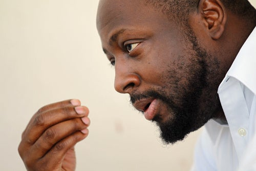 Wyclef Jean's Presidential Run, the Remix Edition