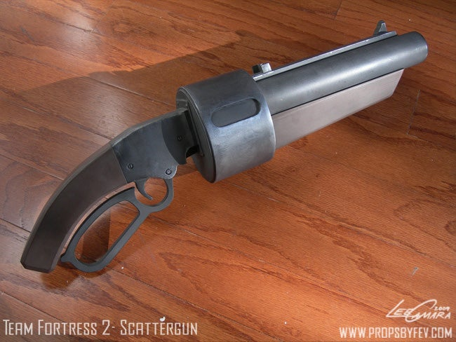 Meet The Real Weapons Of Team Fortress 2