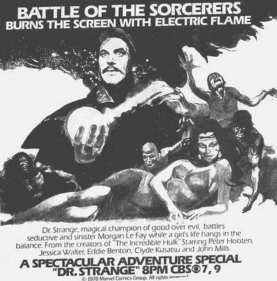 Has the 1978 Dr. Strange movie withstood the test of time?