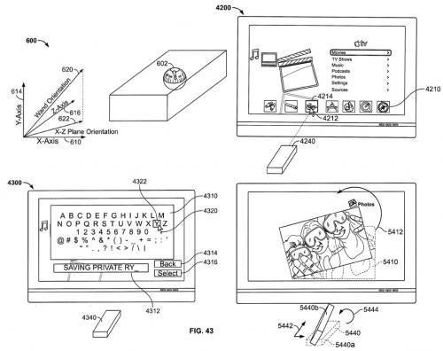 Apple Still Thinking About Wiimote-Like Magic Wand Controller