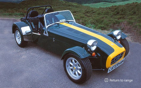 Why are Caterhams so expensive?