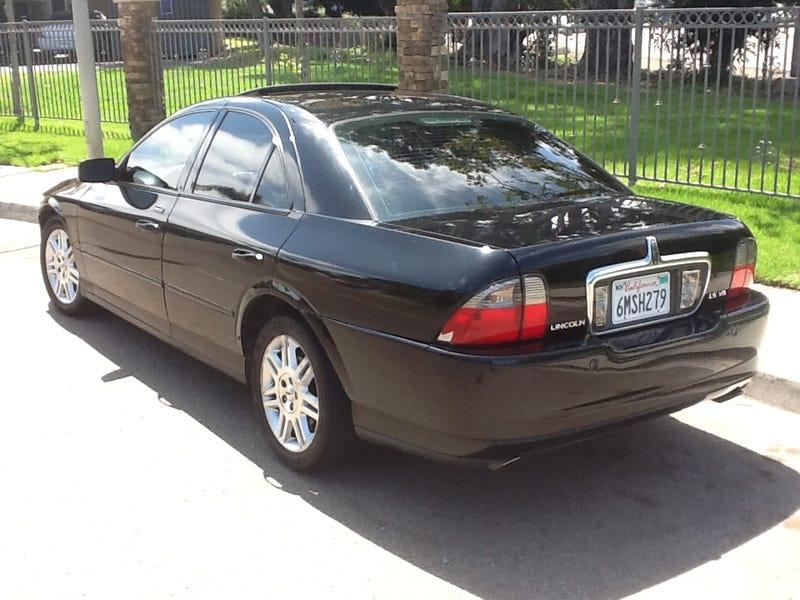 2003 Lincoln LS V8- The Opposite Lock Review