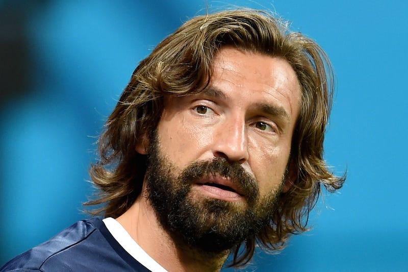 Why England Should Fear The Crafty, Italian Genius Of Andrea Pirlo