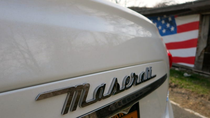 2014 Maserati Ghibli: The Jalopnik Review
