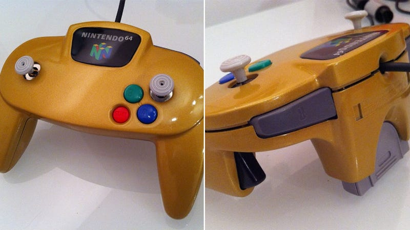 The Nintendo 64 Finally Gets A Pro, Dual-Stick Controller