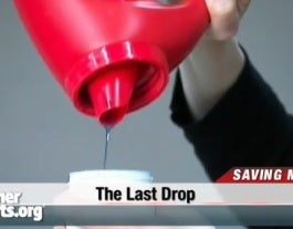 Squeeze Every Last Drop Out of Product Dispensers