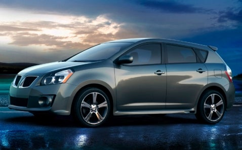2009 Pontiac Vibe Revealed