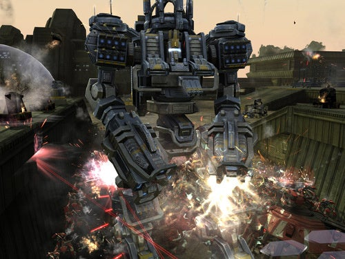 Supreme Commander 2 Secures Spring Release