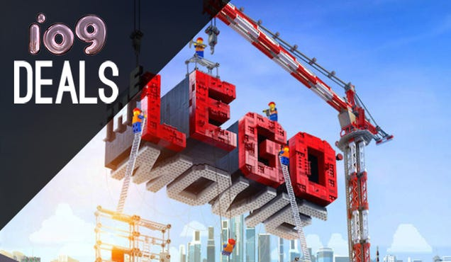 Deals: The LEGO Movie, Dragon Ball Z/GT, Video Game Pre-Orders