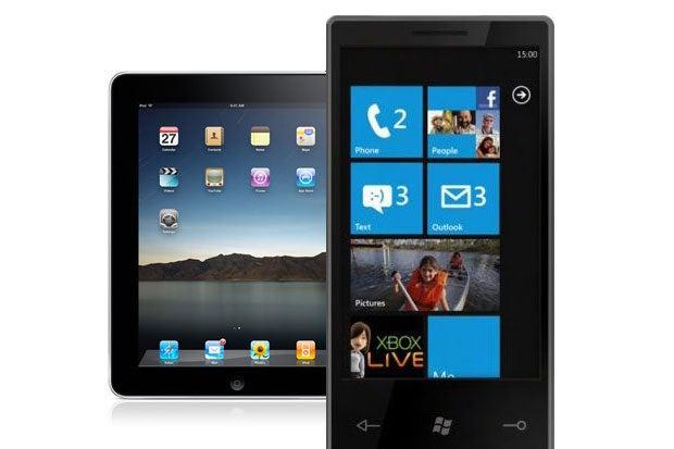 Apple iPad and Microsoft Windows Phone 7: All You Need To Know