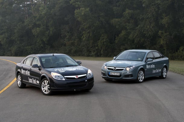 Opel's Not-So-Excellent Transatlantic Adventure