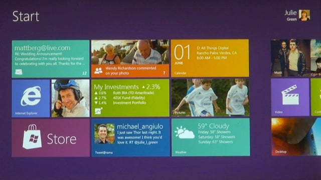 What Would You Like to See from Windows 8?