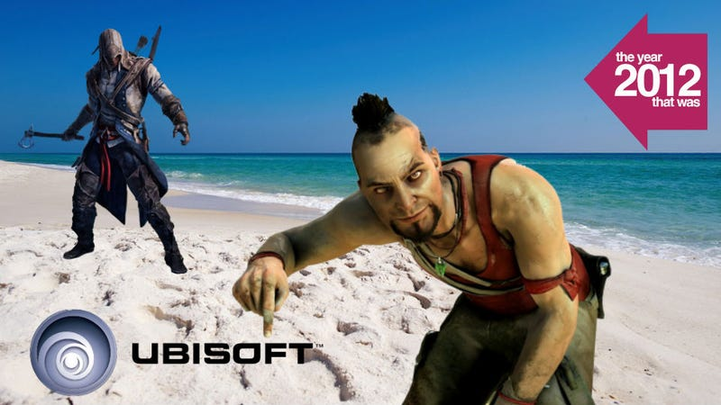 The Smartest & Dumbest Things Ubisoft Did In 2012