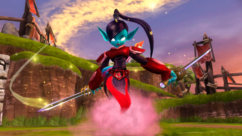 They're Giving Away the Coolest Giant Skylander in New York Next Week