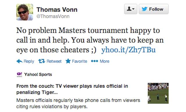 Lindsey Vonn's Ex-Husband Gets All The Retweets