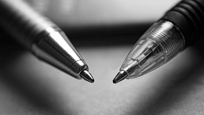 Scientists Build Incredible Supercapacitor Using... Pen Ink?