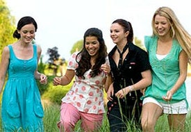 Sisterhood Of The Traveling Pants 2 Puts Sex And The City To Shame