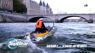 Top Gear France first traile