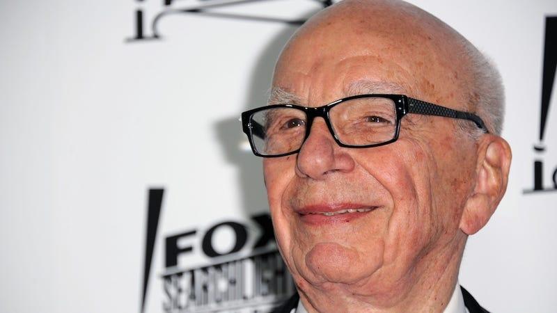 Rupert Murdoch Is Getting Into Transcendental Meditation