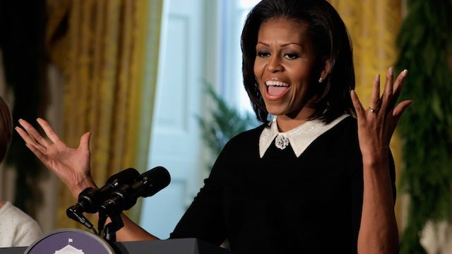 Congressman Apologizes For Being Appalled By Michelle Obama's Gargantuan Ass