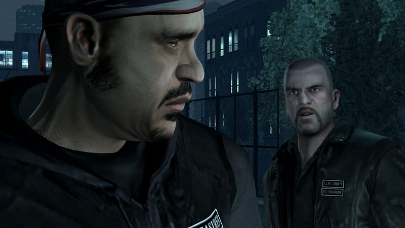 Hands-On With Grand Theft Auto IV: The Lost And Damned
