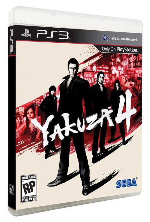 Sega's Handling Of Its Next Yakuza Game Is Looking Good