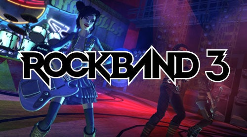 Rock Band 3, Just How Big Is It?