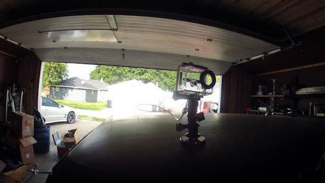 Mount a GoPro Camera on Your Car for Vehicle POV Shooting