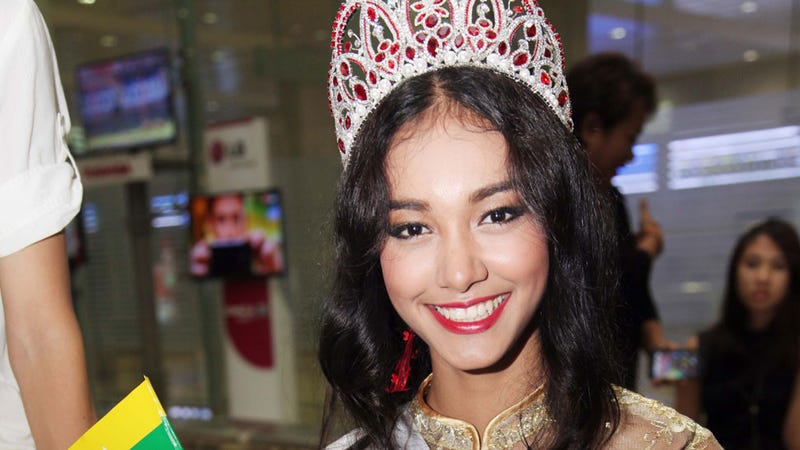 Beauty Queen Flees Country After Officials Insisted She Get a Boob Job