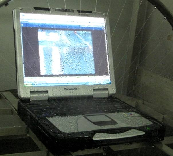 What Doesn't Break a Toughbook Makes It Stronger: How They Test the Hell Out of Them