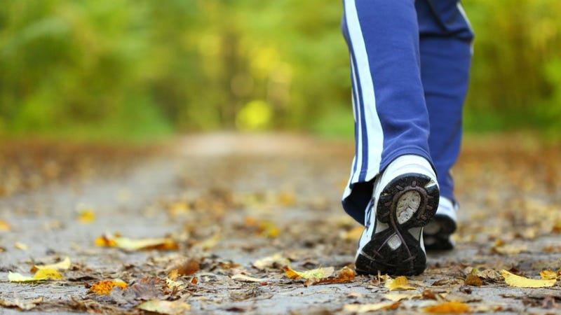 It Only Takes A Little Walking to Diminish Your Risk of Stroke By A Hell of a Lot