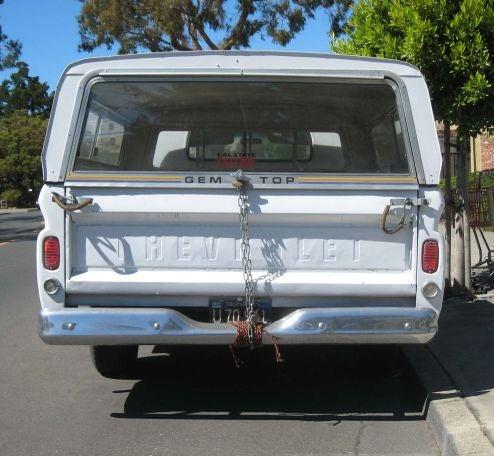 1966 Chevrolet Pickup Truck
