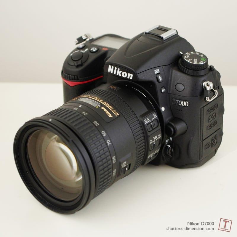 New Camera Search