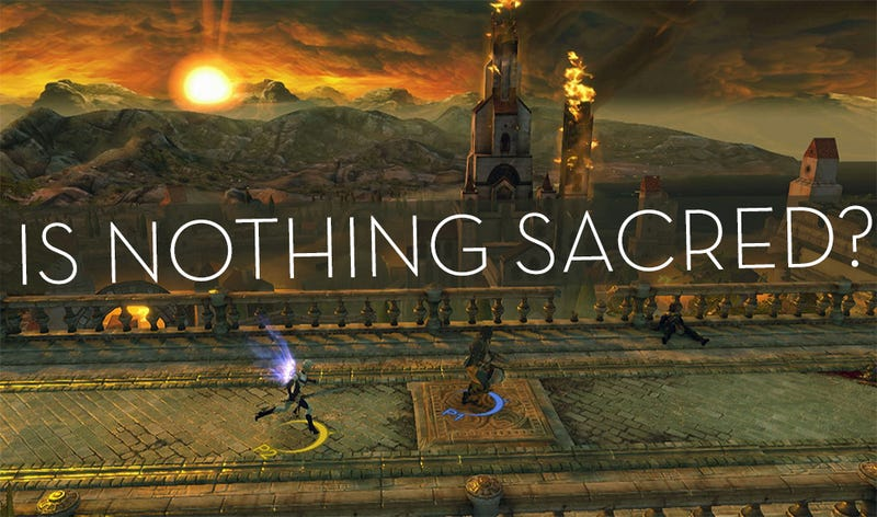 Saturday Morning Stream: Let's Get Disappointed With Sacred 3 [Done]