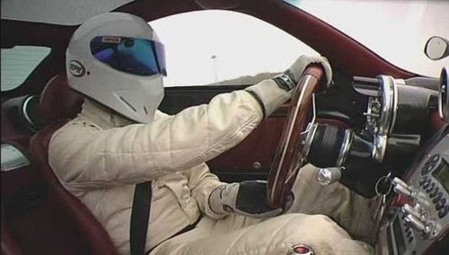 BBC Won't Let The Stig Write An Autobiography