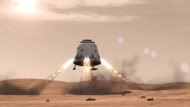 Your ticket to Mars will cost only half a million dollars