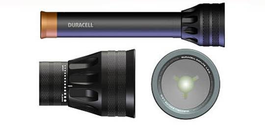 Duracell's Rugged Daylite LED Flashlights Annihilate the Darkness