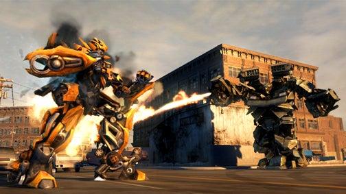 Transformers Trailer: Optimus Warned You