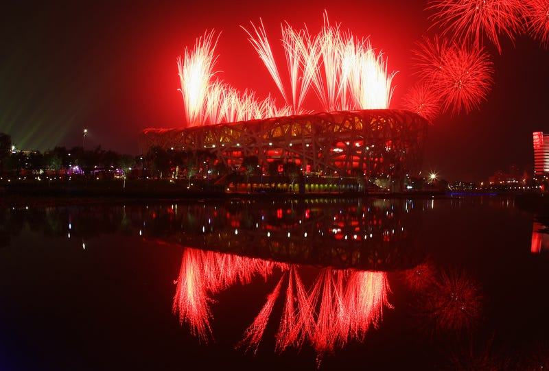 Making And Remaking History In Olympics-Addled Beijing