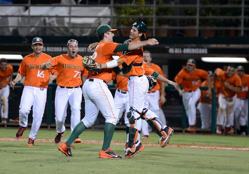 Miami Pitcher Throws Perfect Game On Night Brother Does Play-By-Play