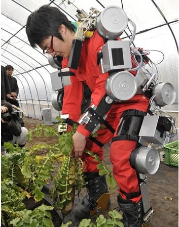 God Save Us From Japan's Farmer Shock Troops