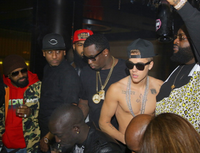 Atlanta's Rich Are Protesting Justin Bieber (Update: Hoax!)