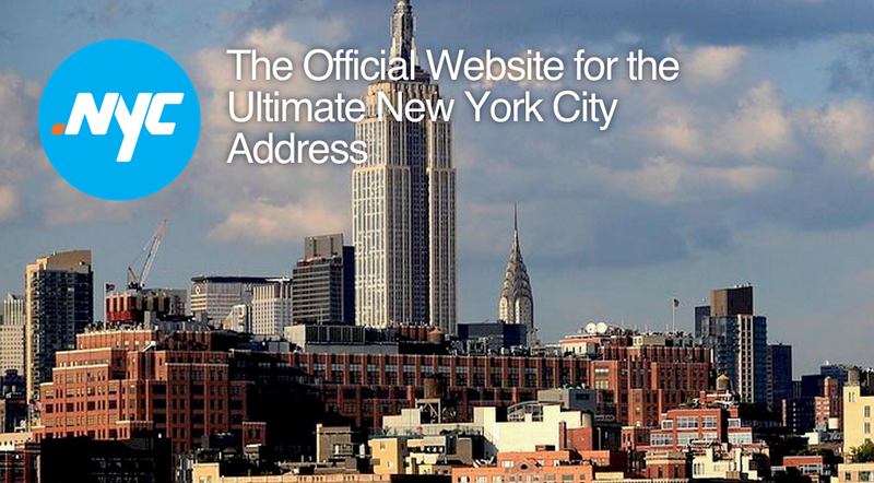 .NYC Web Addresses: Perfect for Vain Manhattan Geeks with Everything!