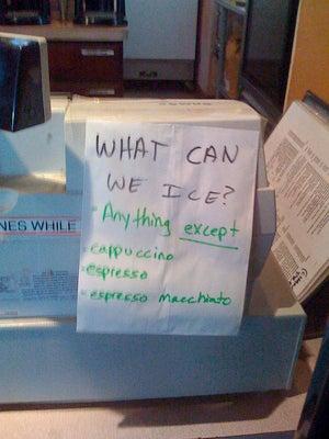 Brooklynite Denied Iced Espresso, Media Firestorm Ensues