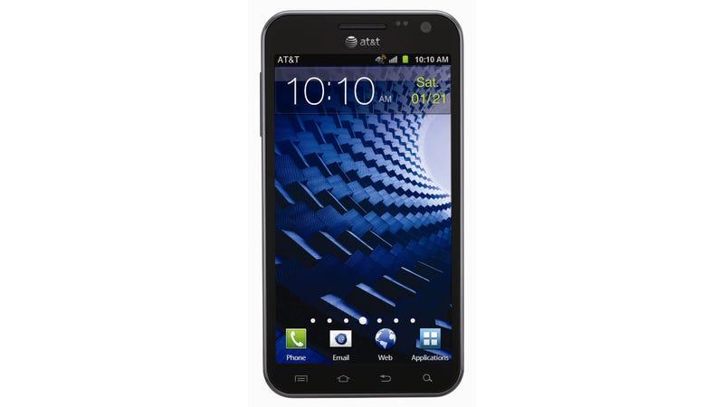 Samsung Galaxy SII Skyrocket HD: Massive Phone, Massive Name, Massive Specs