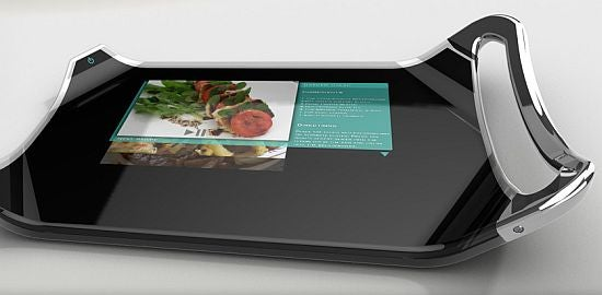 LCD Cutting Board Looks Cool, Doesn't Make Any Sense
